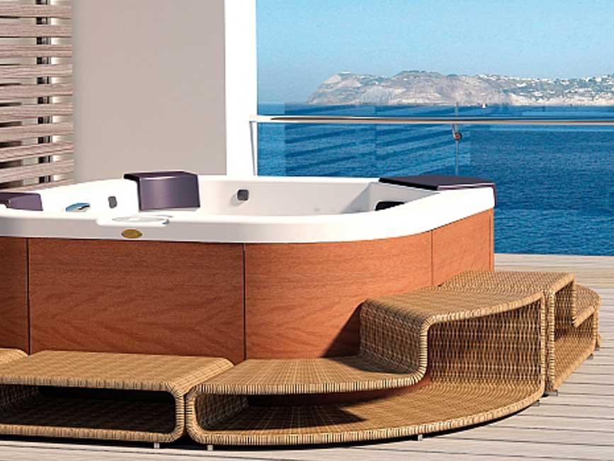 Minipiscine offerte octogonale mini piscine bois for Mini piscine bois en kit